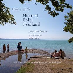 Himmel Erde Seenland von Krüger,  Michael, Kunz,  Edwin, Luidl,  Philipp