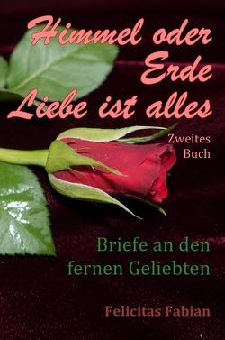 Himmel oder Erde – Liebe ist alles – Band 2 – Briefe an den fernen Geliebten von Liebe ist alles,  Felicitas Fabian