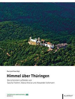 Himmel über Thüringen von Raue,  Paul-Josef