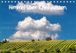 Himmel über Rheinhessen (Tischkalender 2018 DIN A5 quer) von John,  Eckhard