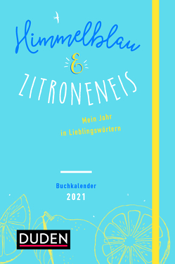 Himmelblau & Zitroneneis