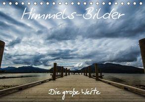 Himmels-Bilder – Die große Weite (Tischkalender 2018 DIN A5 quer) von Gimpel,  Frauke