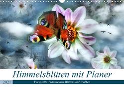 Himmelsblüten – mit Planer (Wandkalender 2021 DIN A3 quer) von glandarius,  Garrulus