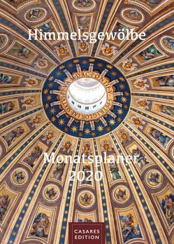 Himmelsgewölbe Monatsplaner 2020 30x42cm