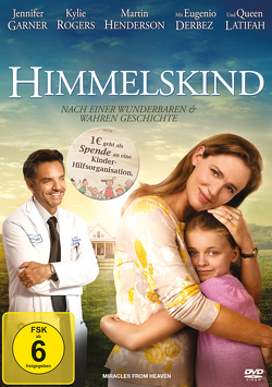 Himmelskind – DVD von Garner,  Jennifer, Henderson,  Martin, Queen Latifah, Riggen,  Patricia, Rogers,  Kylie
