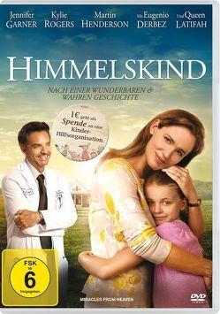Himmelskind – DVD von Garner,  Jennifer, Henderson,  Martin, Queen Latifah, Riggen,  Patricia, Rogers,  Kylie, Sharbino,  Brighton