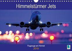 Himmelstürmer Jets (Wandkalender 2019 DIN A4 quer) von CALVENDO,  k.A.