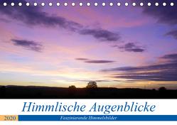 Himmlische Augenblicke (Tischkalender 2020 DIN A5 quer) von Siegmund,  Birgit