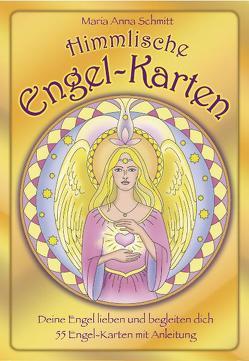 Himmlische Engelkarten von Schmitt,  Maria A