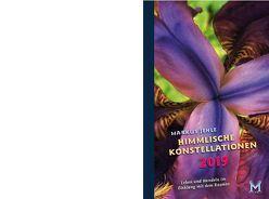 Himmlische Konstellationen 2019 Astrologisches Jahrbuch von Jehle,  Markus