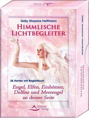 Himmlische Lichtbegleiter von Hoffmann,  Gaby Shayana