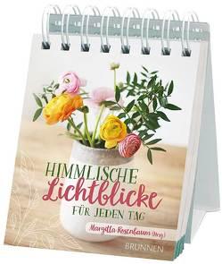 Himmlische Lichtblicke für jeden Tag von Rosenbaum,  Margitta