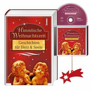 Himmlische Weihnachtszeit (mit CD) von Bauch,  Volker