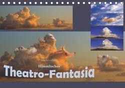 Himmlisches Theatro-Fantasia (Tischkalender 2019 DIN A5 quer) von Schmidbauer,  Heinz
