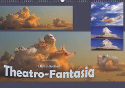 Himmlisches Theatro-Fantasia (Wandkalender 2019 DIN A2 quer) von Schmidbauer,  Heinz