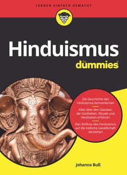 Hinduismus für Dummies von Buß,  Johanna