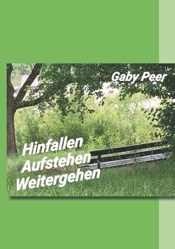 Hinfallen – Aufstehen – Weitergehen von Peer,  Gaby