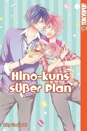 Hino-kuns süßer Plan von Umiyuki,  Lily