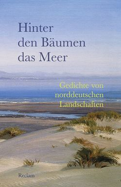 Hinter den Bäumen das Meer von Scholing,  Eberhard