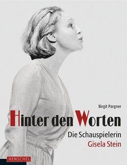 Hinter den Worten von Pargner,  Birgit