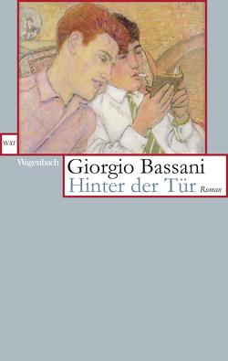 Hinter der Tür von Bassani,  Giorgio, Schlüter,  Herbert