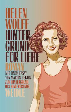 Hintergrund für Liebe von Detjen,  Marion, Menschik,  Kat, Wolff,  Helen