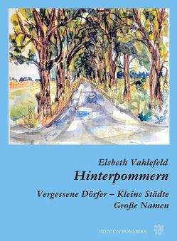Hinterpommern von Vahlefeld,  Elsbeth