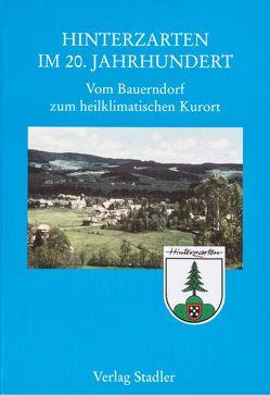 Hinterzarten im 20. Jahrhundert von Eckert,  Hansjörg, Schröder,  Ernst J, Schubert,  Helmuth, Wenkert,  Carmen