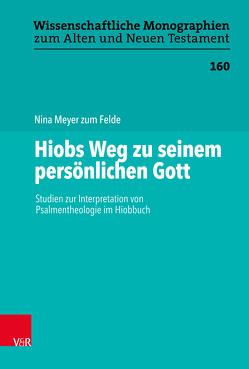 Hiobs Weg zu seinem persönlichen Gott von Breytenbach,  Cilliers, Leuenberger,  Martin, Meyer zum Felde,  Nina, Schnocks,  Johannes, Tilly,  Michael