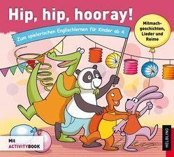 Hip, Hip, Hooray! von Gerngross,  Gunter, Puchta,  Herbert