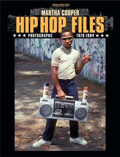 Hip Hop Files von Cooper,  Martha, Kramer,  Nika, Walta,  Akim