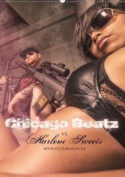 Hip Hop Kalender – Chicago Beatz vs. Harlem Sweets (Wandkalender 2018 DIN A2 hoch) von Esch Fotografie,  Jens