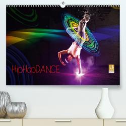 HipHopDance (Premium, hochwertiger DIN A2 Wandkalender 2021, Kunstdruck in Hochglanz) von Meutzner,  Dirk