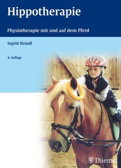 Hippotherapie von Strauß,  Ingrid