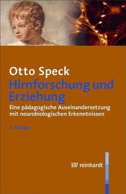 Hirnforschung und Erziehung von Speck,  Otto