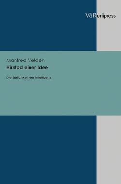 Hirntod einer Idee von Velden,  Manfred