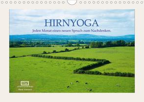 Hirnyoga (Wandkalender 2020 DIN A4 quer) von Wersand,  René