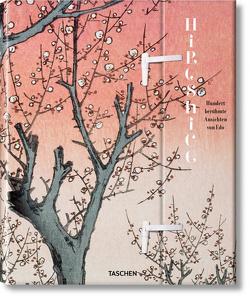 Hiroshige. Hundert berühmte Ansichten von Edo von Bichler,  Lorenz, Trede,  Melanie