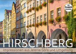 HIRSCHBERG Impressionen aus Jelenia Góra und Umgebung (Wandkalender 2019 DIN A2 quer) von Viola,  Melanie