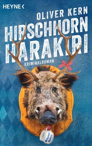 Hirschhornharakiri von Kern,  Oliver