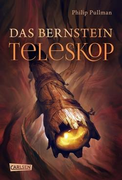 His Dark Materials 3: Das Bernstein-Teleskop von Pullman,  Philip, Ströle,  Wolfram, Tiffert,  Reinhard