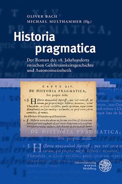 Historia pragmatica von Bach,  Oliver, Multhammer,  Michael, Thelen,  Julius