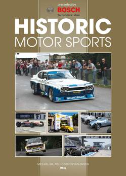 Historic Motor Sports N° 13 von Dr. h.c. Willms,  Michael, van Zanten,  Carsten