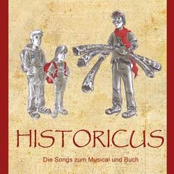 HISTORICUS von Haarmeyer,  Jan, Oberpichler,  Frank