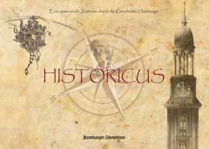 Historicus von Haarmeyer,  Irene, Nitz,  Malte