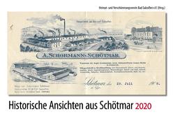 Historische Ansichten aus Schötmar 2020 von Heimat- und Verschönerungsverein Bad Salzuflen e.V.