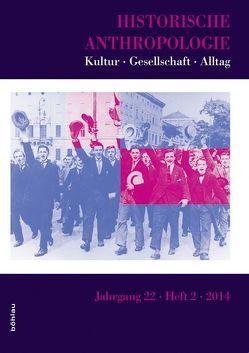 Historische Anthropologie von Füssel,  Marian, Lindner,  Rolf, Schindler,  Norbert