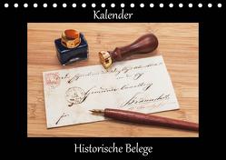Historische Belege (Tischkalender 2020 DIN A5 quer) von Kirsch,  Gunter