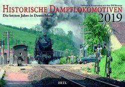 Historische Dampflokomotiven 2019