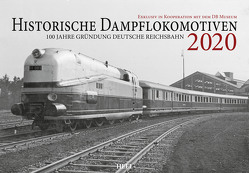 Historische Dampflokomotiven 2020 von DB Museum (Beitrag)